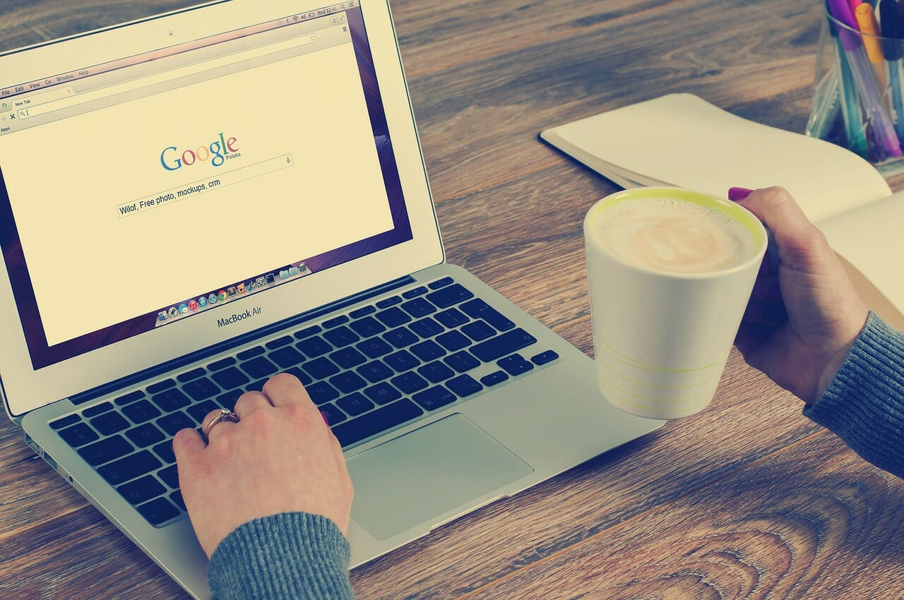 Google-näkyvyys on yritykselle tärkeä osa markkinointia