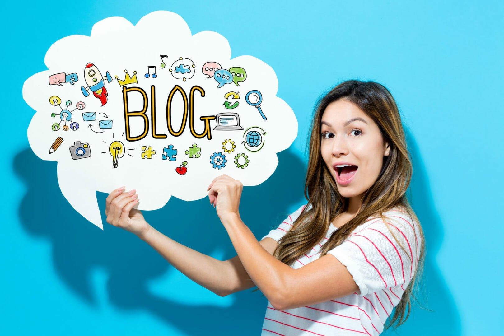 blogin perustaminen