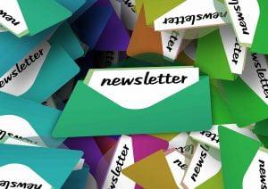 Uutiskirjeiden tehokkuus perustuu ennakkovalmisteluihin.